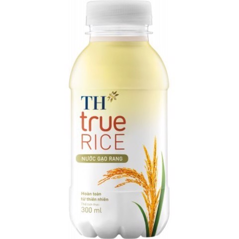 NƯỚC GẠO RANG TH TRUE RICE 300ML