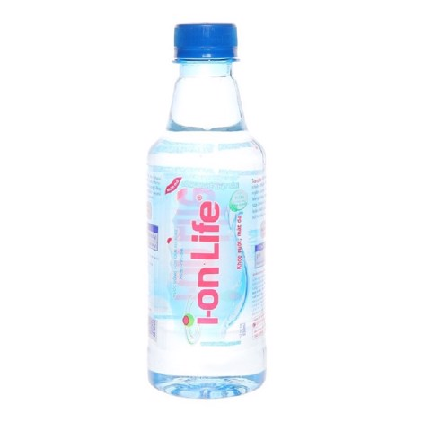NƯỚC I-ON LIFE LOAI 330ML