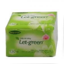 GOI BS Giấy Vệ Sinh LET-GREEN 700 TO *10