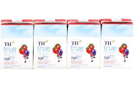 SCU TT TOP KID DAU TH TRUE YOGURT 110ML*48