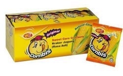 Bánh Cornbis Sweet Corn Crackers 540g