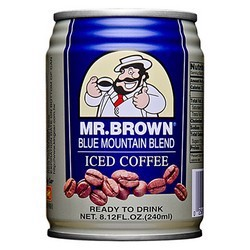 Cafe mr brown blue mountain 240ml