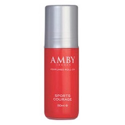 Lăn Khử Mùi Amby On Sports Courage 50ml