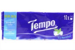 Khăn giấy Tempo Icy Menthol