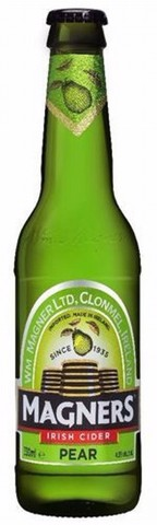 Bia Magners Pear 330ml*24