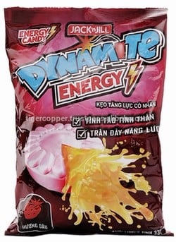 Dynamite Energy Strawberry 330g