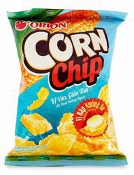 Corn chip bơ 35g