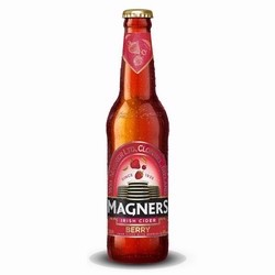 Bia Magners Berry 330ml*24
