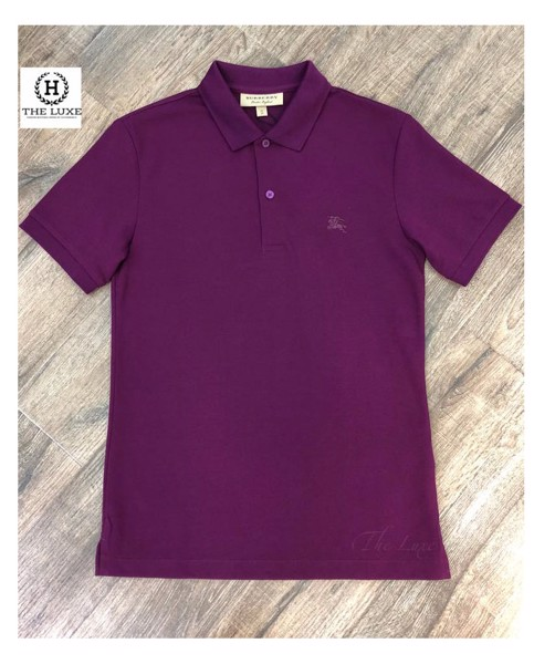 Polo Burberry Deep Purple Amethyst