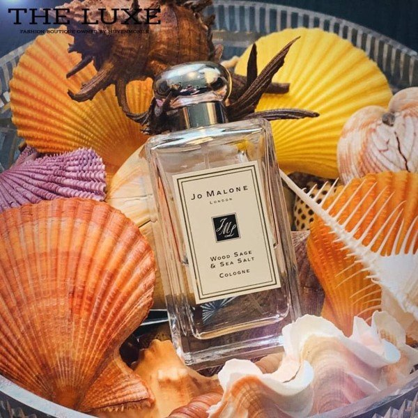 Nước Hoa Jo Malone Wood Sage & Sea Salt Cologne