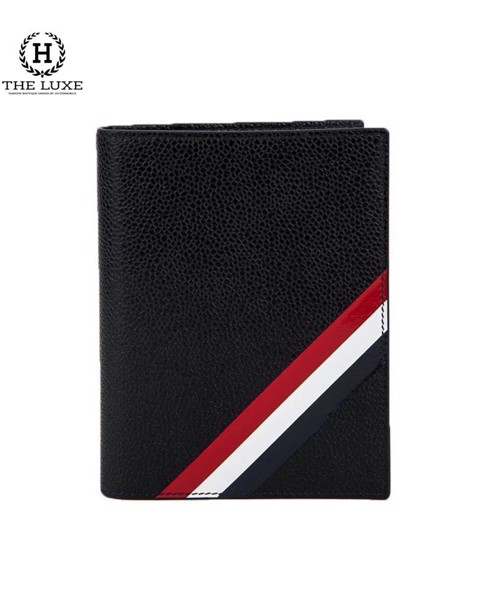 Passport Thom Browne đen