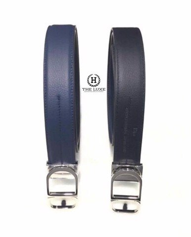 Belt Dior CD Buckle Calfskin