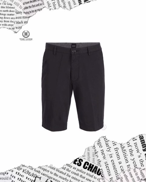 Quần Short Kaki Hugo Boss