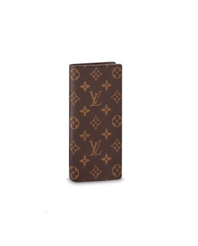 Brazza Wallet Monogram Louis Vuitton