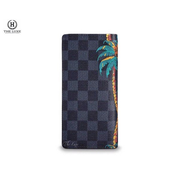 Louis Vuitton Jungle Brazza Damier Wallet