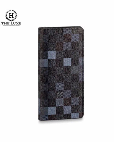 Brazza Wallet Lousi Vuitton Pixel new season 2019