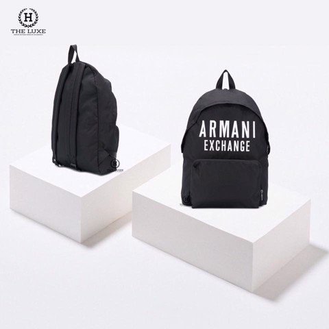 Balo Armani Exchange Đen