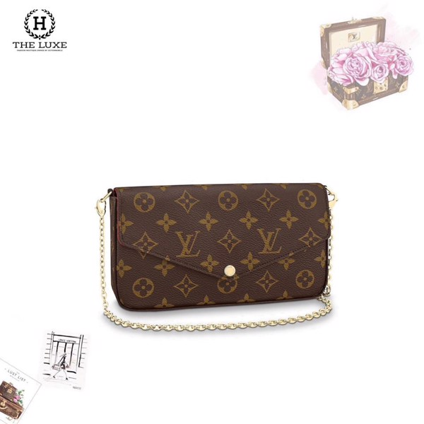 Pochette Felicie Louis Vuitton