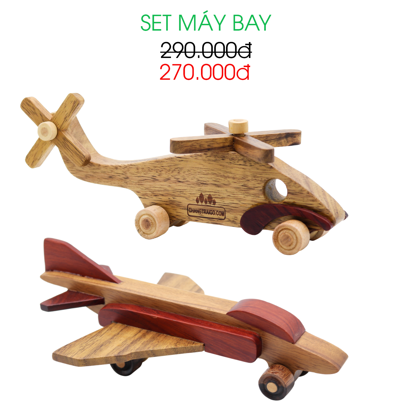 Set Máy Bay