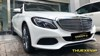 MERCEDES C250 EXCLUSIVE WHITE