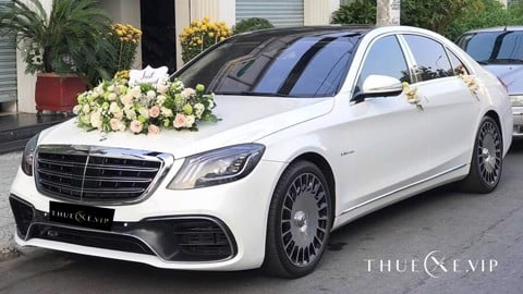 MERCEDES S-CLASS - WD