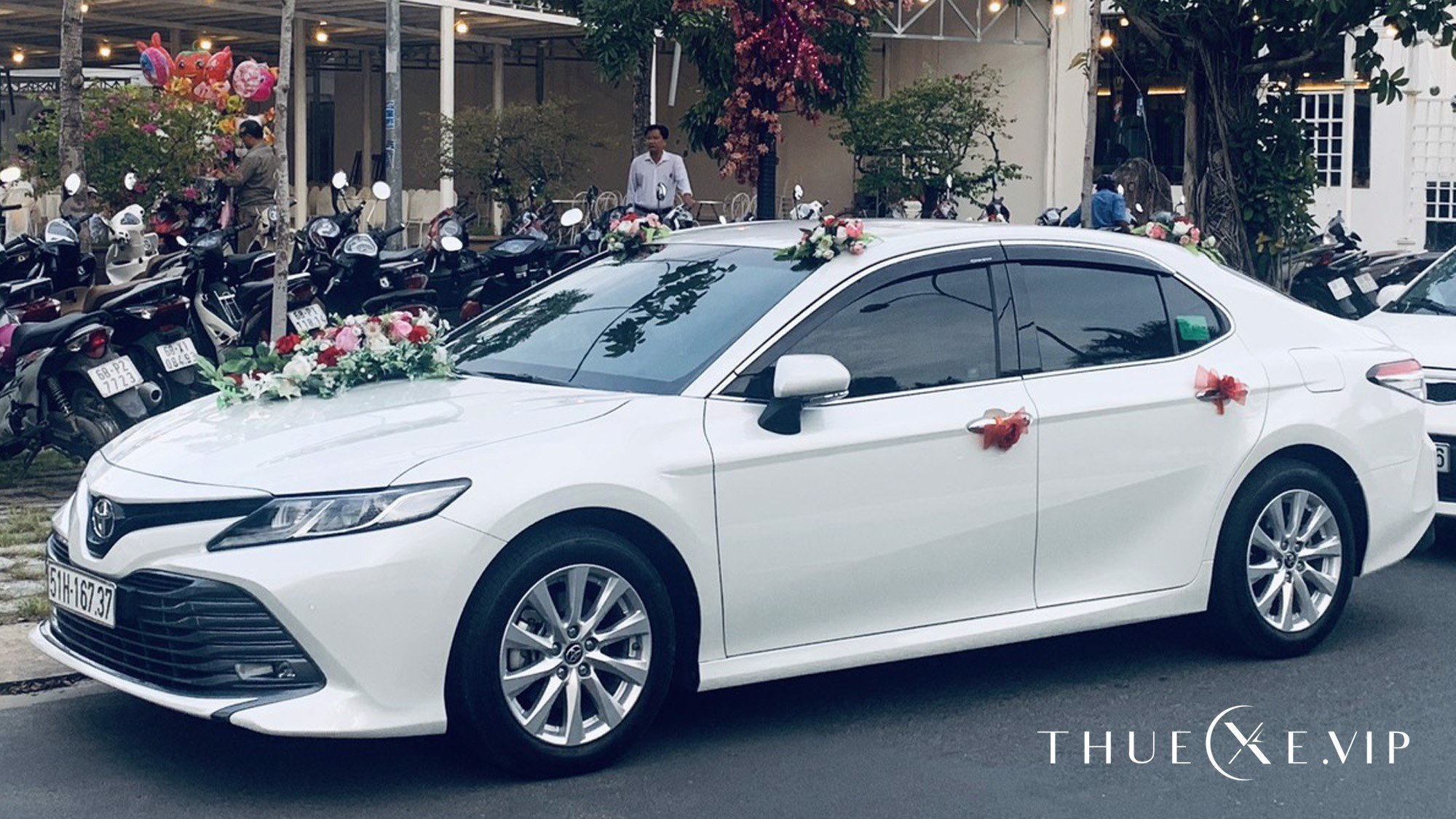 TOYOTA CAMRY - WD