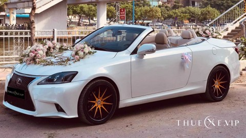 LEXUS IS250C MUI TRẦN - WD