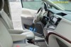 TOYOTA SIENNA LIMITED - WHITE