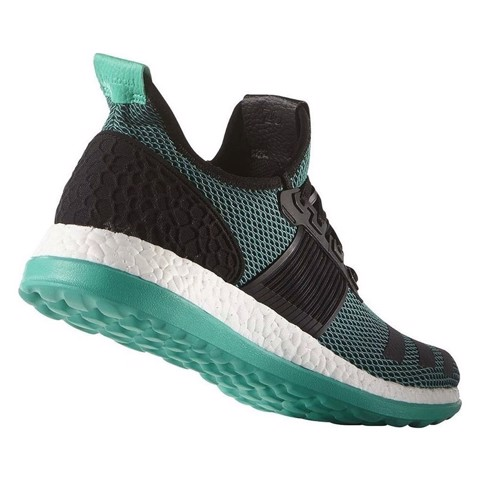 Adidas Pure Boost ZG Black-Green ( Code 942 )