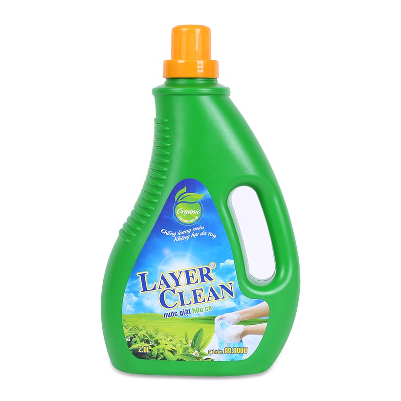 nuoc giat huu co layer clean