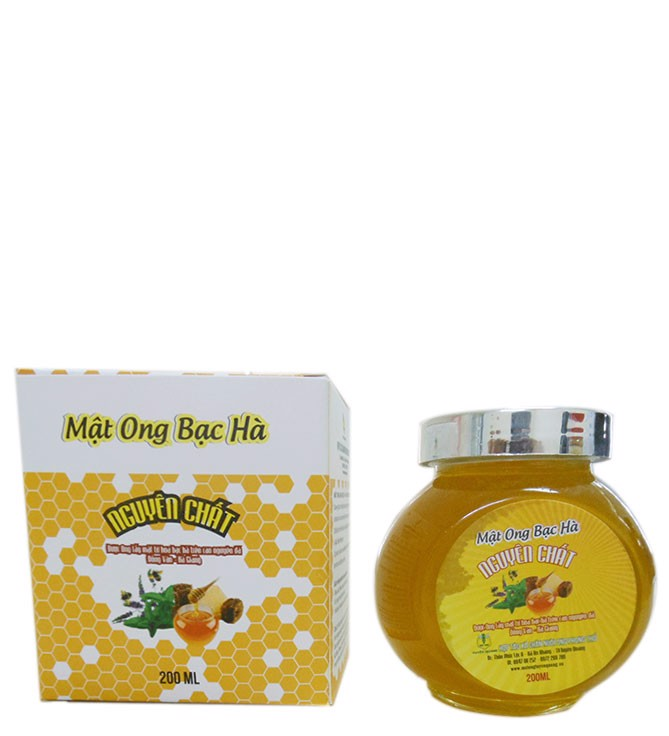 mat ong bac ha 200ml