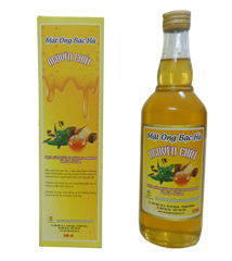 mat ong bac ha 500ml