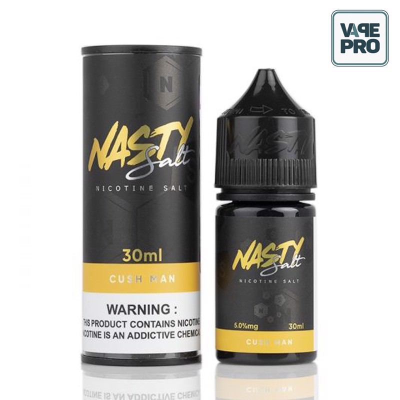 CUSH MAN (XOÀI LẠNH) - NASTY SALT - 30ML