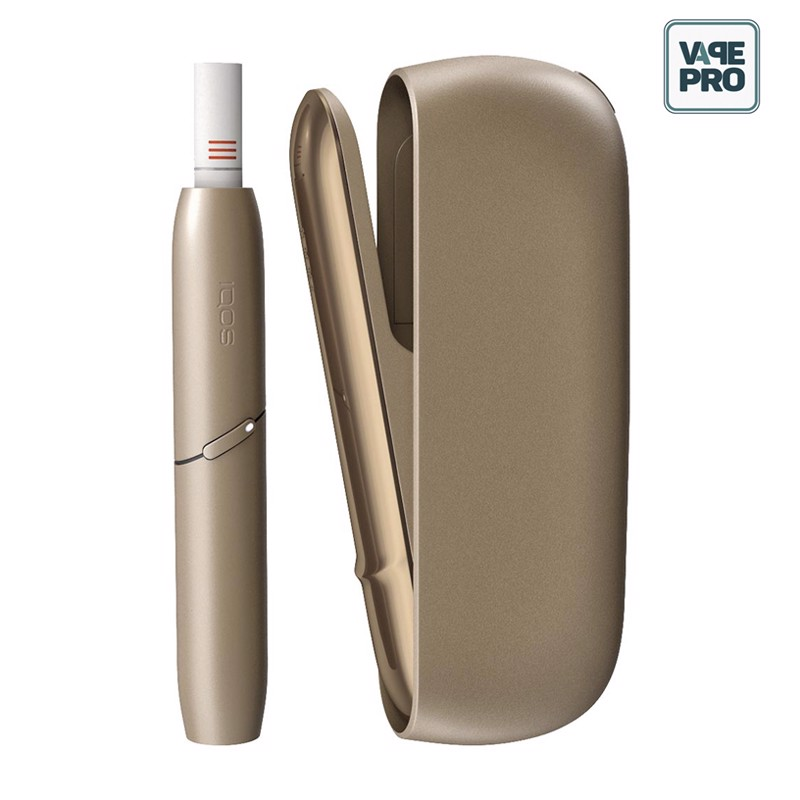 BỘ iQOS 3 - BRILLIANT GOLD