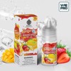 MANGO STRAWBERRY ICE (XOÀI DÂU TÂY LẠNH) - KING SALTNIC 30ML