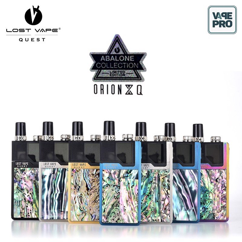 Orion Q 17W Pod System Abalone Collection LIMITED EDITION SERIES
