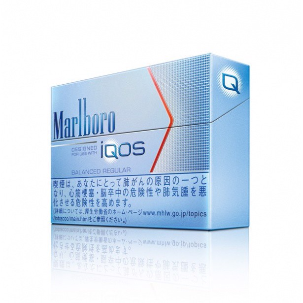 MARL NHẬT BALANCE REGULAR for iQOS