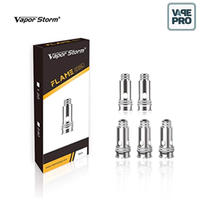 Pack 5 Coils Occ 0.6 ohm thay thế cho Flame by Vapor Storm