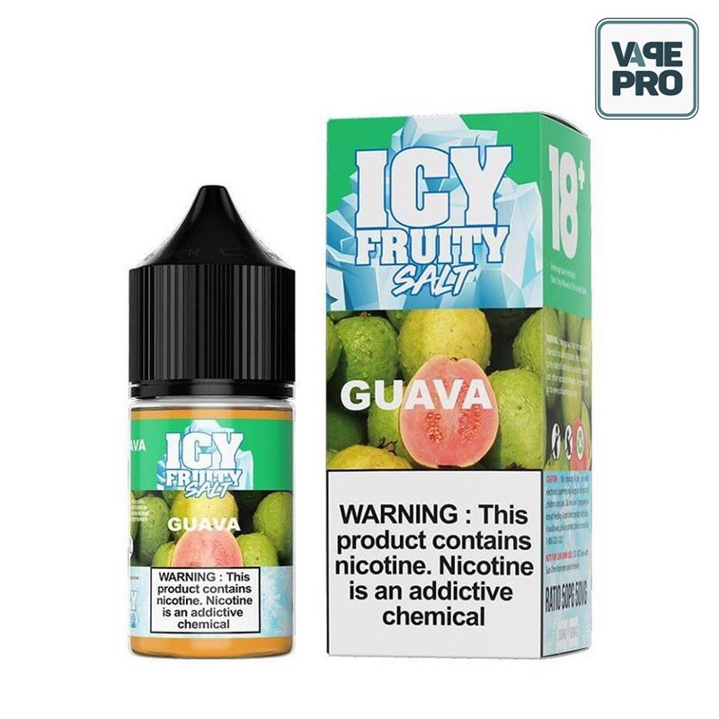 Guava (Ổi lạnh) Icy Fruity Salt 30ML