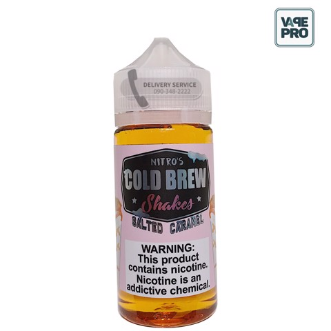 salted-caramel-caramel-by-nitro-s-cold-brew-salt-nic-e-liquid-100ml