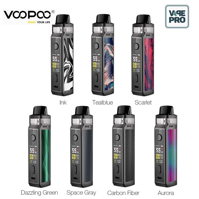 BỘ POD SYSTEM VINCI X 70W By VOOPOO