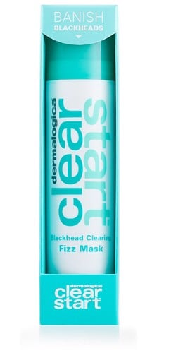 blackhead clearing fizz mask