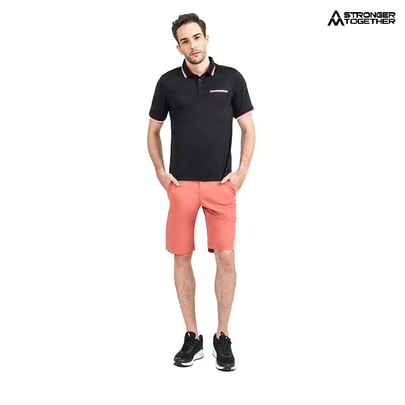 Áo Polo men AM MP061 black