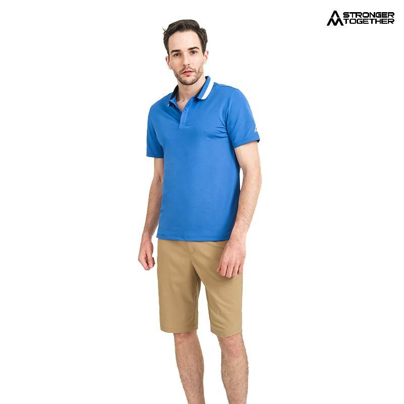 Áo Polo men AM MP100 prenchblue