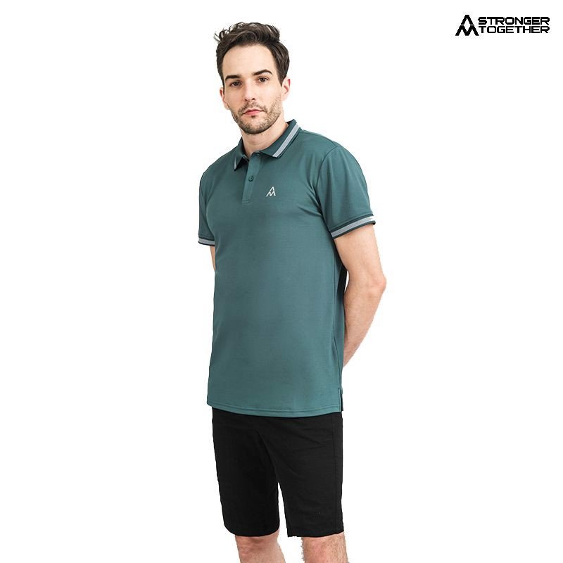 Áo Polo Men AM Moss Green MP119
