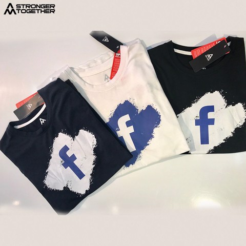 Áo T.shirt cotton Face Book - TSFB03