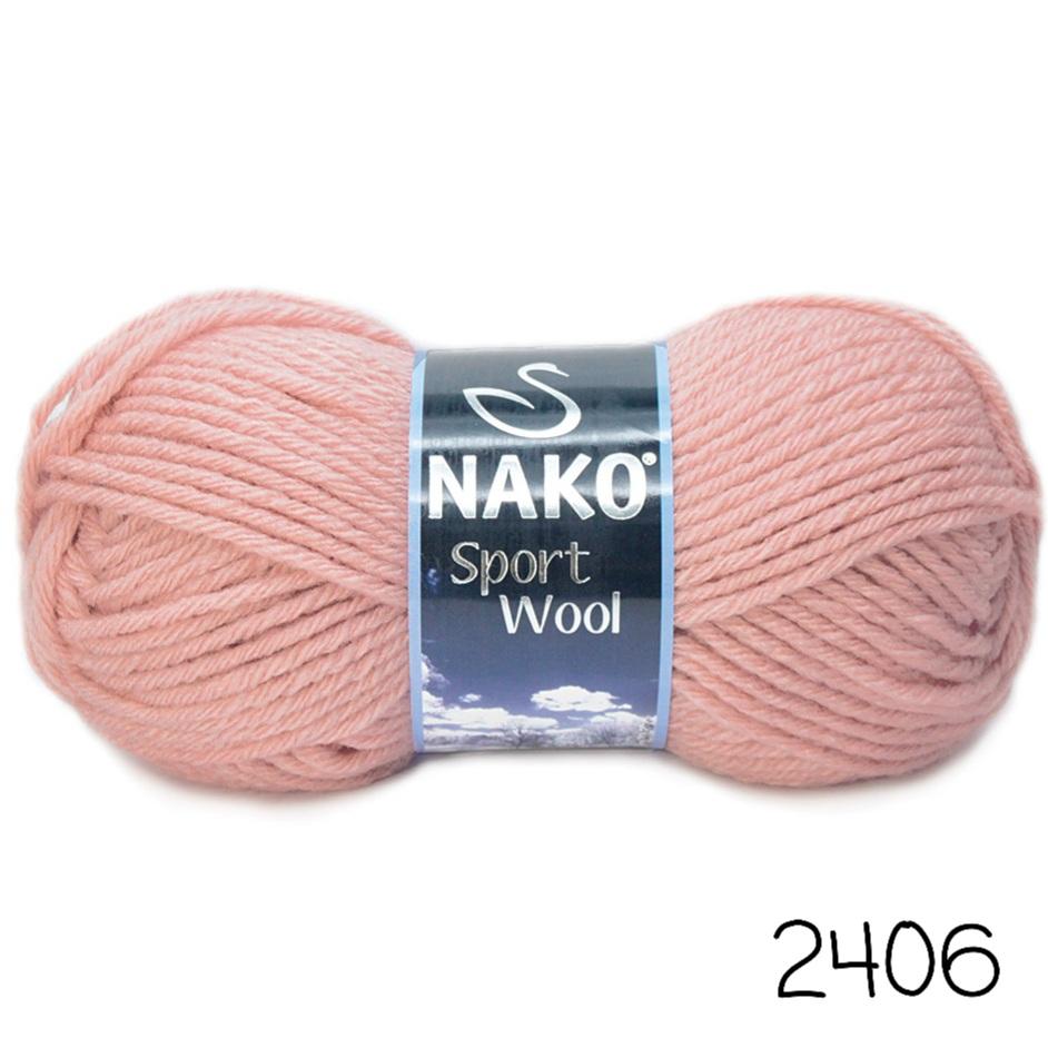 Nako Sport Wool
