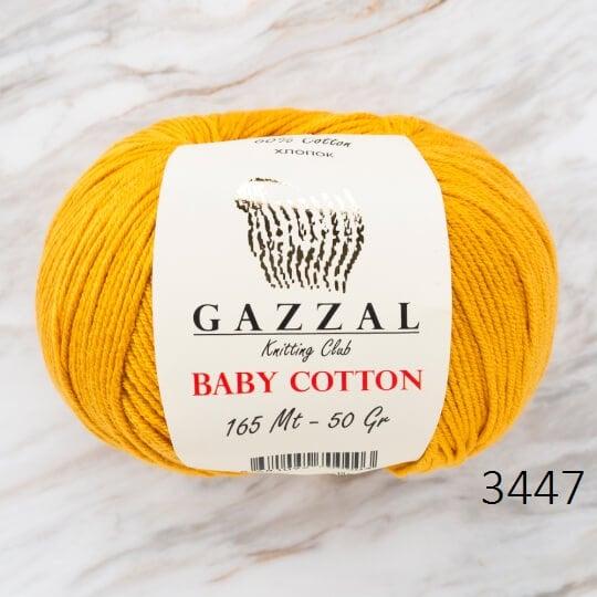 Gazzal Baby Cotton (bảng màu 2)