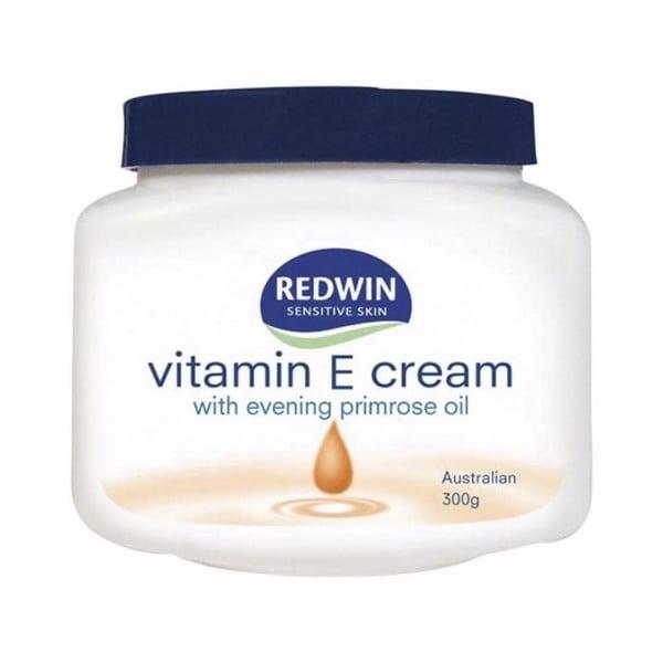 Kem dưỡng da mềm mịn Redwin Vitamin E Cream with Evening Primrose Oil 300g Úc