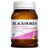 Vitamin Blackmores bầu và cho con bú Pregnancy and Breastfeeding Gold 180 viên